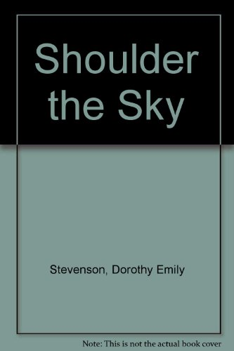 9780899661667: Shoulder the Sky