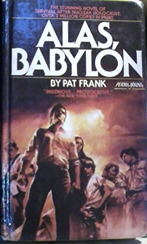 9780899667447: Alas, Babylon