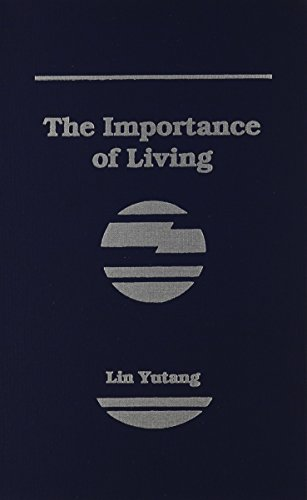 9780899667669: The Importance of Living