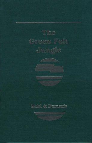 9780899667836: The Green Felt Jungle