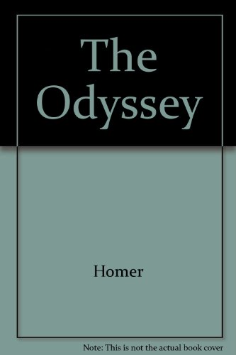9780899668901: The Odyssey