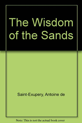 9780899682976: The Wisdom of the Sands