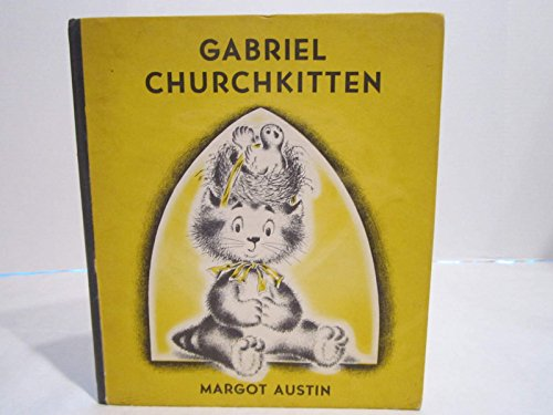 Gabriel Churchkitten (0899683088) by Margot Austin