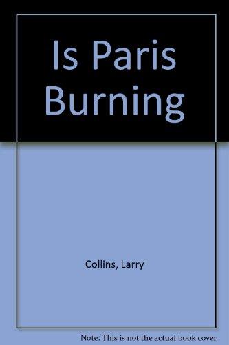 9780899683195: Is Paris Burning