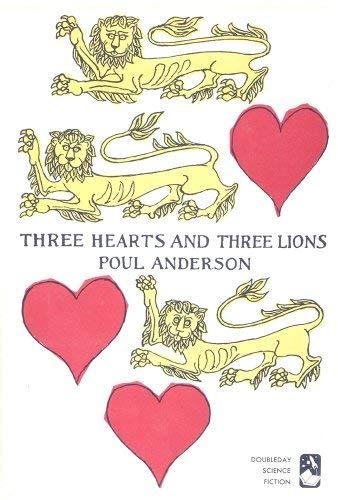 9780899683898: Three Hearts and Three Lions