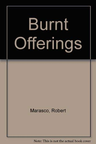 9780899684376: Burnt Offerings