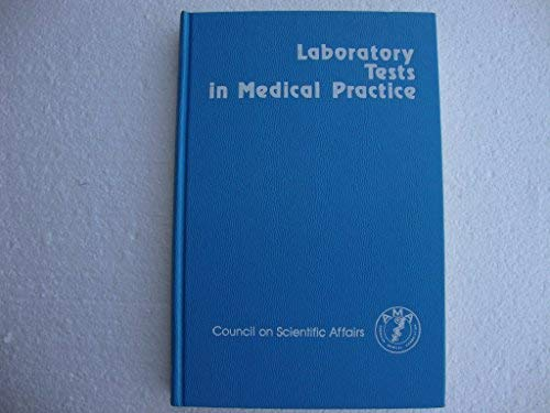 Laboratory tests in medical practice: n/a