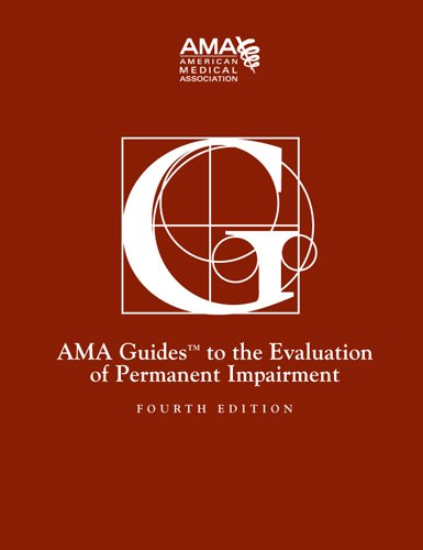 9780899705538: Guides to the Evaluation of Permanent Impairment, 4th Edition