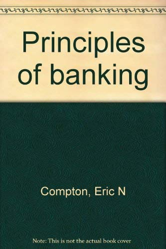 principles of banking Buy the principles of banking (wiley finance) 1 by moorad choudhry (isbn: 9780470825211) from amazon's book store everyday low prices and free delivery on.
