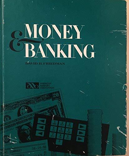 9780899823584: Money & banking