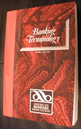 9780899823607: Banking Terminology (American Bankers Association)