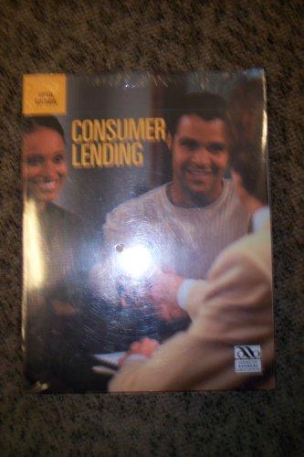 9780899825878: Consumer Lending