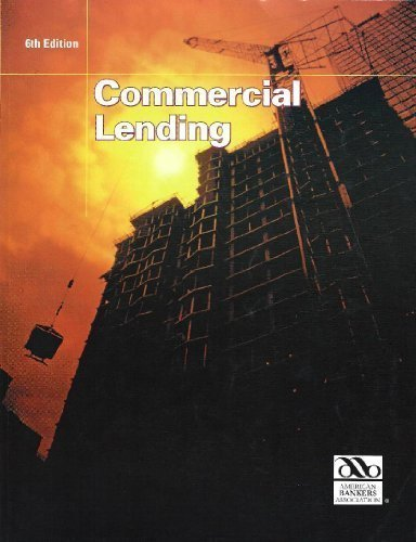 Commercial Lending: American Bankers Association