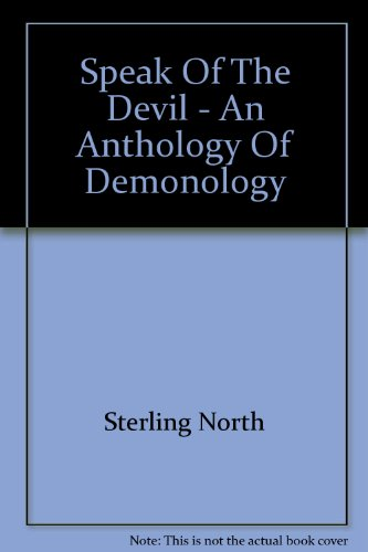 9780899843629: Speak Of The Devil - An Anthology Of Demonology