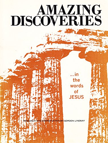 9780899851129: Amazing Discoveries in the Words of Jesus