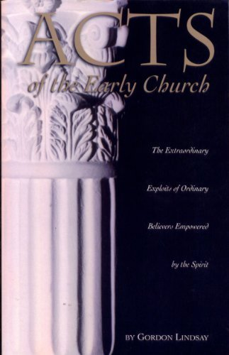 9780899859712: Acts of the Early Church