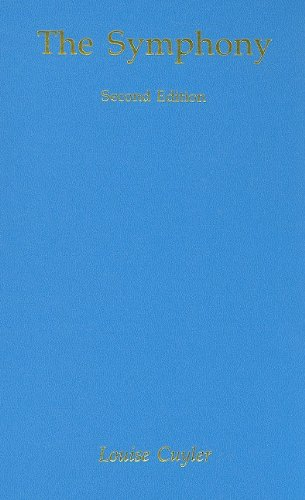 9780899900728: The Symphony (Detroit Monographs in Musicology)