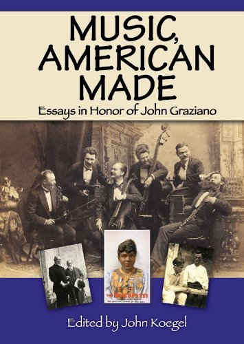 9780899901572: Music, American Made: Essays in Honor of John Graziano (Detroit Monographs in Musicology)