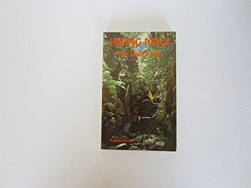 Hiking Maui: The valley isle (Wilderness Press: Robert Smith