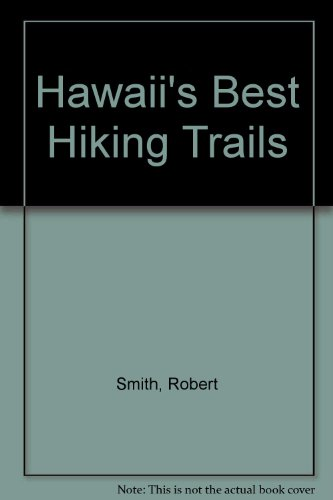 9780899970585: Hawaii Best Hiking Trails