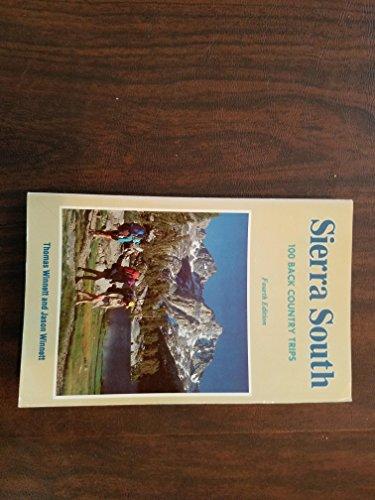 Sierra South (Wilderness Press trail guide series) (0899970656) by Winnett, Thomas