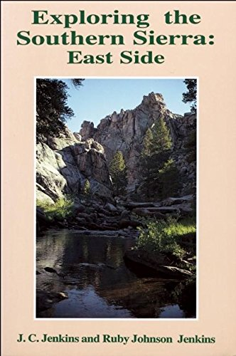 9780899971285: Exploring the Southern Sierra: East Side