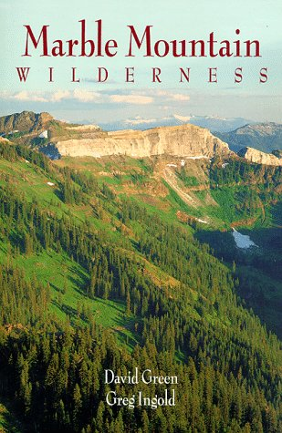 9780899971834: Marble Mountain Wilderness