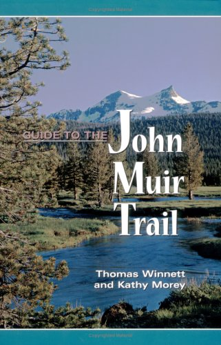 9780899972213: Guide to the John Muir Trail