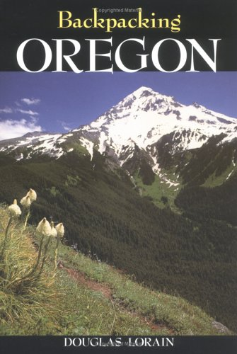 9780899972527: Backpacking Oregon