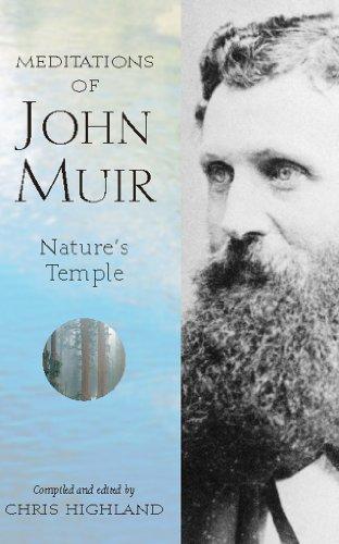 9780899972855: Meditations of John Muir: Nature's Temple