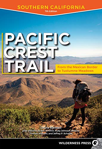 9780899973166: Pacific Crest Trail: Southern California