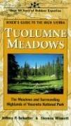 9780899973180: Hiker's Guide to the High Sierra: Tuolumne Meadows