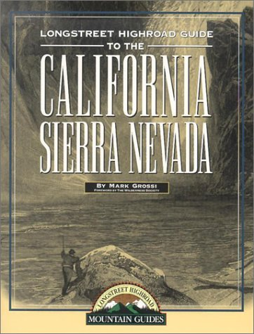 9780899973395: Highroad Guide to the California Sierra Nevada