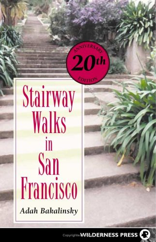 9780899973562: Stairway Walks in San Francisco