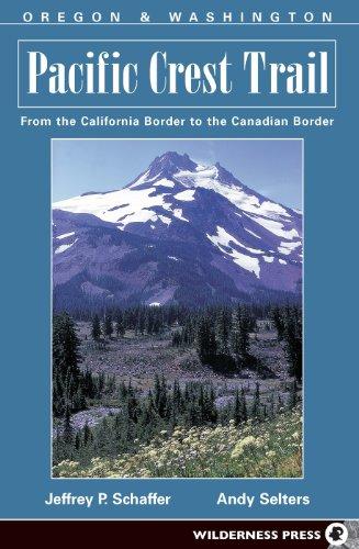 9780899973753: Pacific Crest Trail: Oregon and Washington