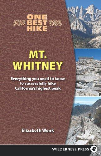 9780899974644: One Best Hike: Mt. Whitney