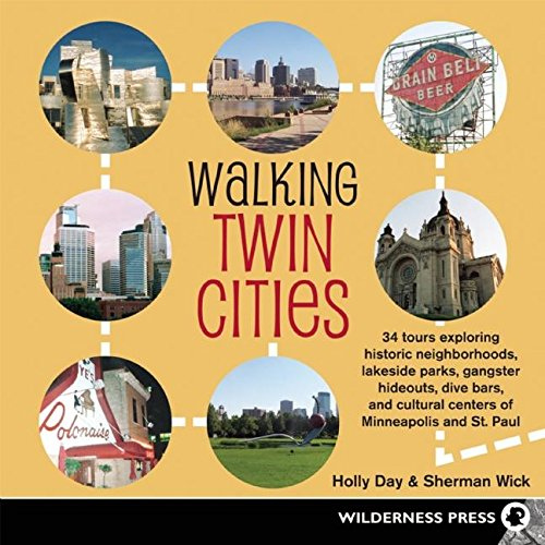 9780899974835: Walking Twin Cities