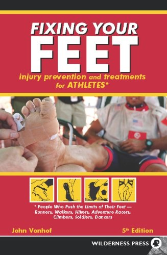 9780899976389: Fixing Your Feet: Prevention and Treatments for Athletes
