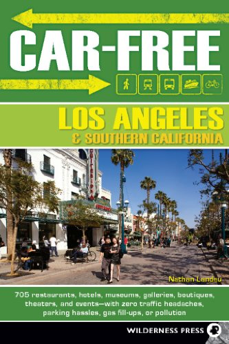 9780899976563: Car-Free Los Angeles & Southern California