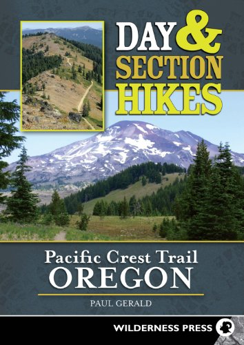 9780899976891: Day & Section Hikes Pacific Crest Trail: Oregon