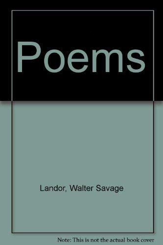 9780900000744: Poems