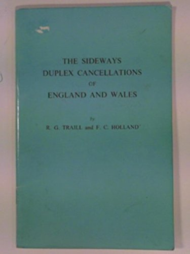 9780900039164: Sideways Duplex Cancellations of England and Wales