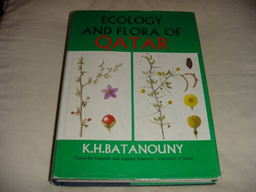 9780900040238: Ecology and flora of Qatar
