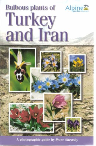 9780900048777: Bulbous Plants of Turkey and Iran