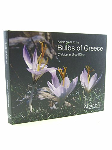9780900048807: A Field Guide to the Bulbs of Greece