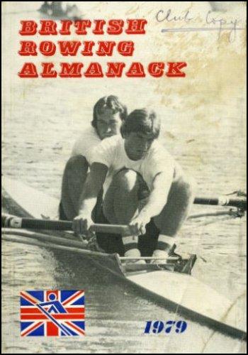 9780900051104: British Rowing Almanack 1979