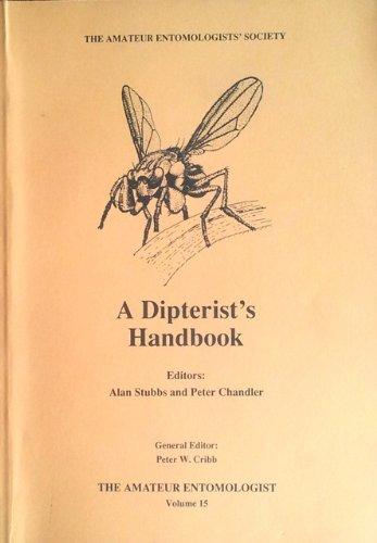 9780900054297: Dipterist's Handbook