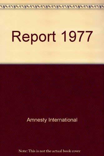 Report 1977: Amnesty International