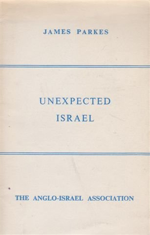 9780900063282: Unexpected Israel