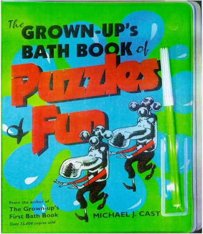 9780900075438: The Grown-up's Bath Book of Puzzles and Fun